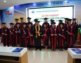 ĐH Kinh tế TP.HCM mở rộng hệ đào tạo vừa làm vừa học cho tất cả thí sinh