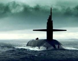 Tàu ngầm Mỹ bị khu hạm Nga theo dõi trên Địa Trung Hải