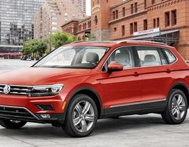 Volkswagen triệu hồi hơn 45.000 xe Tiguan do nguy cơ cháy