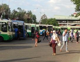 """TPHCM: """"Khai tử"""" 2 tuyến xe buýt lỗ lớn"""