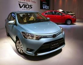 Toyota cùng lúc triệu hồi hơn 11.000 chiếc Altis, Vios... tại Việt Nam