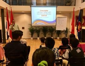 Tiếng Việt được công nhận như ngoại ngữ thứ hai ở nhiều quốc gia
