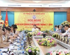 """Sẽ thành lập Vụ Công nghiệp Điện tử Viễn thông để đẩy mạnh sản xuất thiết bị """"made in Việt Nam"""""""