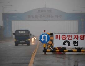 Công dân Hàn Quốc mới được Bình Nhưỡng phóng thích lại vượt biên trái phép sang Triều Tiên