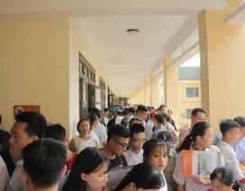 Lượng hồ sơ đăng ký vào trường ngoài công lập tăng mạnh