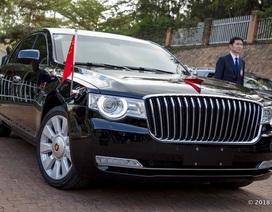Cận cảnh siêu xe mới của Chủ tịch Trung Quốc Tập Cận Bình