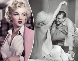 Cảnh khỏa thân của Marilyn Monroe bất ngờ được tìm thấy trở lại
