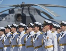 Uy lực dàn khí tài hùng hậu của không quân Nga