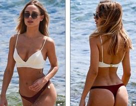 Người đẹp Anh quyến rũ với bikini