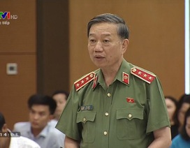 Bộ trưởng Công an nói về việc nhiều tướng lĩnh trong ngành sa ngã
