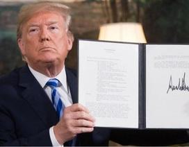 """Tái cấm vận Tehran, Washington quyết """"cùng thua"""""""