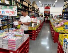 MM Mega Market tung khuyến mại lớn mùa tựu trường