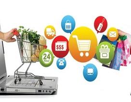 """""""Miếng bánh"""" hàng tỷ USD: Không doanh nghiệp thương mại điện tử nào muốn mất phần"""