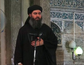 """Thủ lĩnh tối cao IS """"nằm liệt giường"""" sau khi bị không kích ở Syria"""
