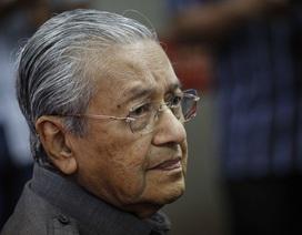 Malaysia muốn hủy hàng loạt dự án tỷ đô với Trung Quốc