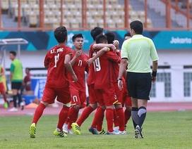 Olympic Việt Nam - Olympic Nhật Bản: Thắng để giành ngôi đầu bảng?