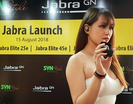 Jabra tung loạt tai nghe không dây mới tại Việt Nam