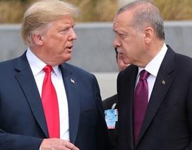 """Nga hưởng lợi vì Mỹ - Thổ Nhĩ Kỳ """"ngoảnh mặt quay lưng""""?"""