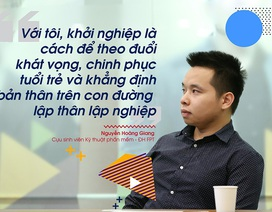 Cựu thủ khoa đại học giành giải nhất Startup IDEAS Show APEC 2018