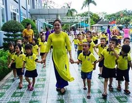 Nghệ An: Miễn, giảm học phí cho học sinh các trường mầm non ngoài công lập
