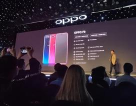 Oppo F9 có công nghệ sạc pin nhanh ra mắt tại Việt Nam, giá 7,69 triệu đồng