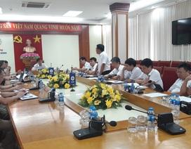Điện lực Nam Định, Ninh Bình, Thái Bình, Thanh Hóa ứng trực 100% quân số từ 16/8