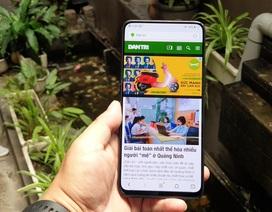 Vivo đưa smartphone camera trượt đặc biệt về giới thiệu tại Việt Nam