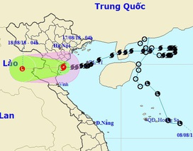 Bão số 4 vào Thái Bình - Nghệ An, Bắc Bộ và Bắc Trung Bộ tiếp tục mưa to