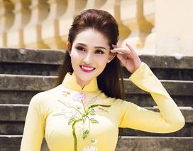 Cựu thành viên nhóm nhạc TVM - Gia Hòa bất ngờ dự thi Hoa hậu