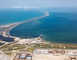 """Mở tuyến phà tới Thổ Nhĩ Kỳ, Nga muốn """"nối dài cánh tay"""" của Crimea"""