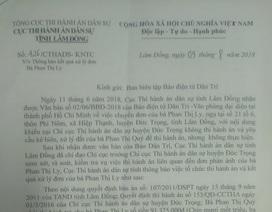 Cục Thi hành án dân sự tỉnh Lâm Đồng trả lời khiếu nại bạn đọc Dân trí!