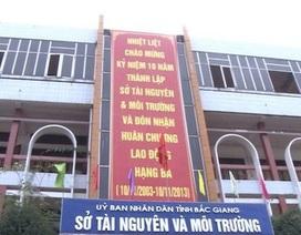 """Chủ tịch tỉnh Bắc Giang phạt """"thẳng tay"""" doanh nghiệp coi môi trường là trò đùa!"""