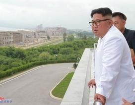 Ông Kim Jong-un chỉ trích các lệnh trừng phạt nhằm vào Triều Tiên