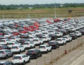 Xe nhập khẩu từ ASEAN lập kỉ lục mới