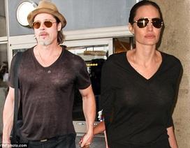 Chưa đạt được thoả thuận ly hôn, Brad Pitt và Angelina Jolie đã tốn 5 triệu USD