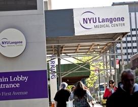 Đại học New York miễn toàn bộ học phí cho sinh viên Y khoa