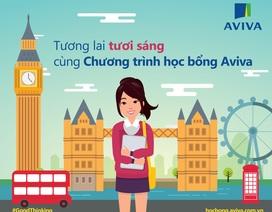Khách hàng của Aviva Việt Nam nhận học bổng du học lên đến 400 triệu đồng