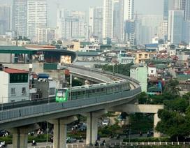 """""""Choáng"""" với mức đội vốn đầu tư của hàng loạt dự án đường sắt đô thị"""