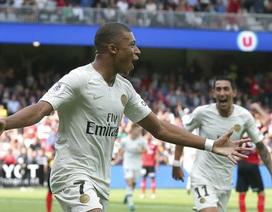 Mbappe tỏa sáng rực rỡ, PSG ngược dòng chiến thắng