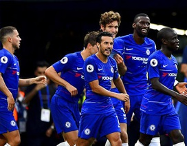 """Chelsea 3-2 Arsenal: """"Pháo thủ"""" lại gây thất vọng"""
