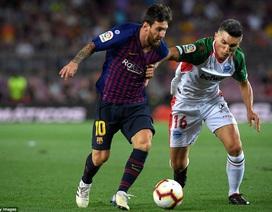 Barcelona 3-0 Alaves: Messi, Coutinho chói sáng