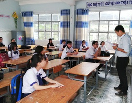 Cà Mau cần 350 giáo viên cho các trường thuộc Sở Giáo dục