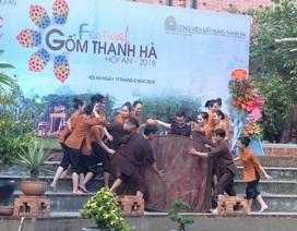 Khai mạc Festival gốm Thanh Hà 2018