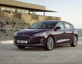 Ford thay đổi thiết kế mẫu Focus theo thị trường Trung Quốc