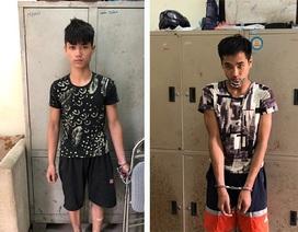 Hai đối tượng cắt cổ, cướp tài sản lái xe taxi đã bị bắt