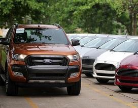 Ford triệu hồi Ranger tại Việt Nam