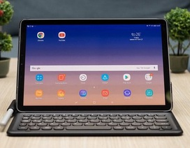 Samsung ra mắt bộ đôi máy tính bảng Galaxy Tab mới, viền mỏng, hỗ trợ viết S Pen