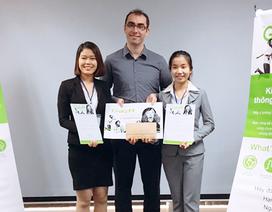 Thành tích vàng của sinh viên chương trình lấy bằng đại học Mỹ tại Đại học Duy Tân
