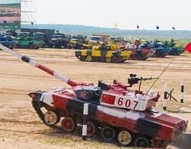 Phía sau sự tham gia của Trung Quốc tại giải đấu quân sự quốc tế