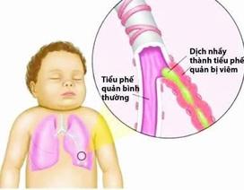 Khám hô hấp chiếm 50%, trẻ ho như rút ruột khi chuyển mùa